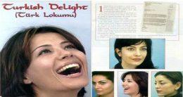 Türk Lokumu'yla Estetik Dünyasının Zirvesinde